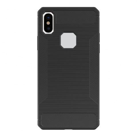 TPU étui de protection pour iPhone X