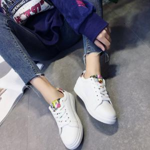 2017 Casual Mens White Shoes -