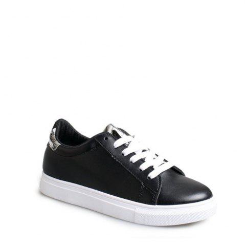 2017 Casual Mens Blanc Chaussures