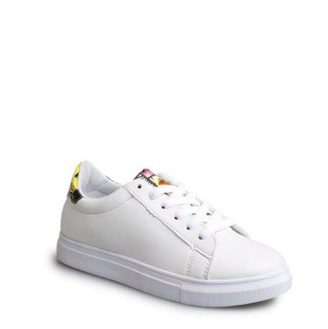 Trendy 2017 Casual Mens White Shoes