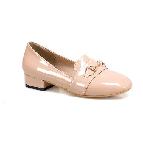 Cheap The New Style of Low-Heeled Ladies' Shoes with Shallow Loafers