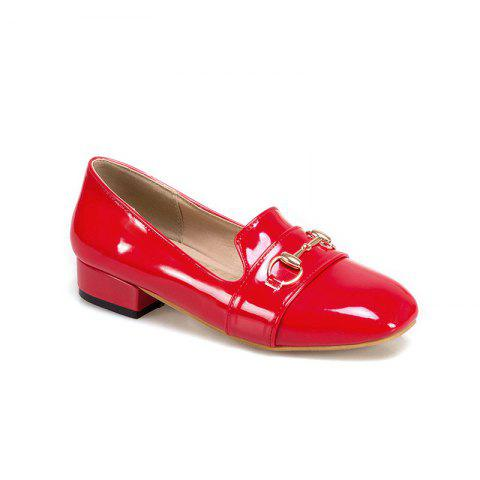Affordable The New Style of Low-Heeled Ladies' Shoes with Shallow Loafers