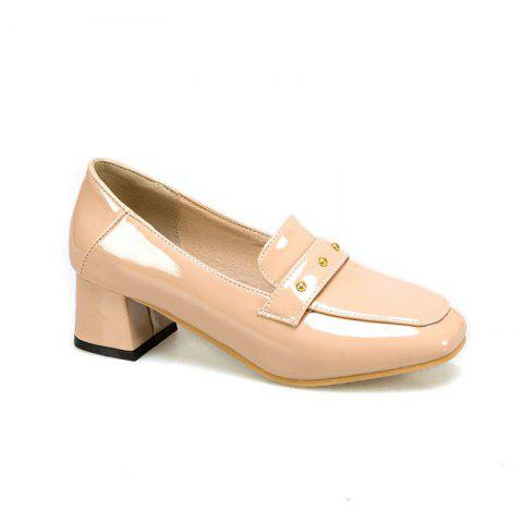 Trendy The New Style Square Head  Fashionable Women's Shoes