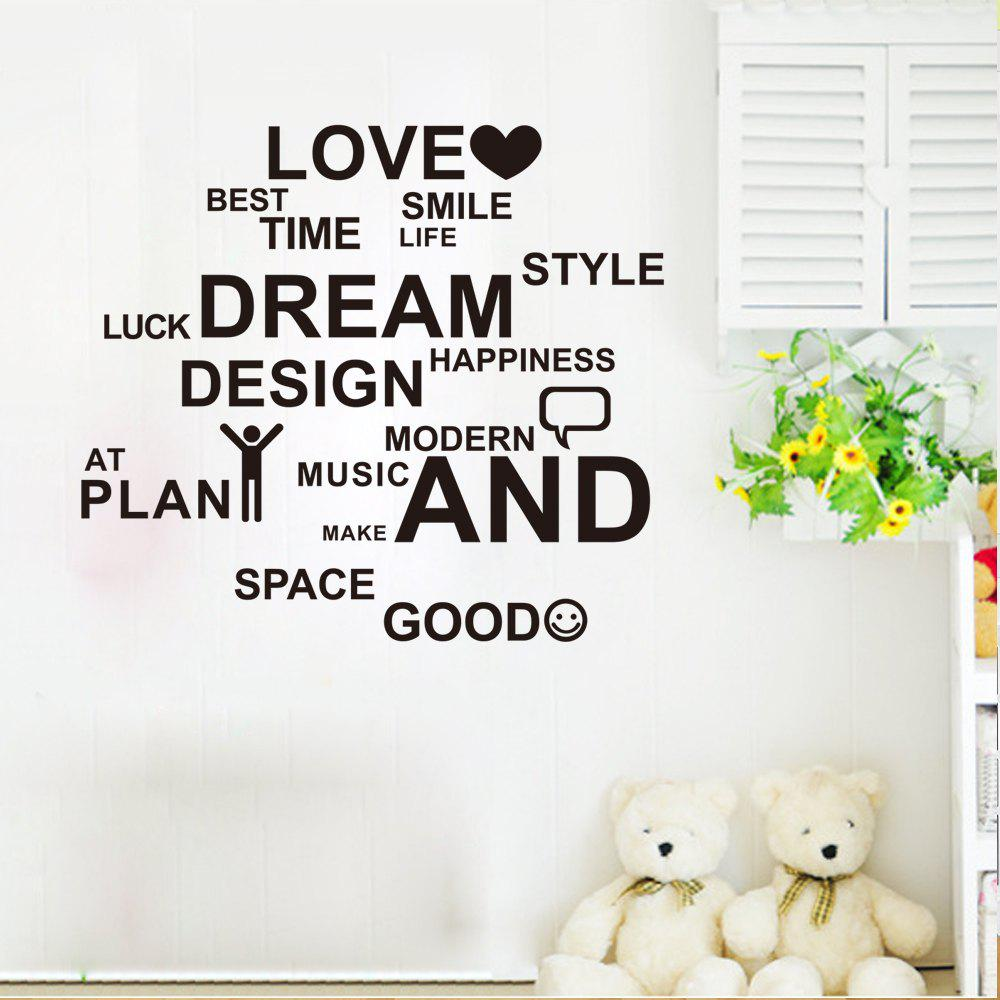 Nursery Wall Decal for Serene Decoration