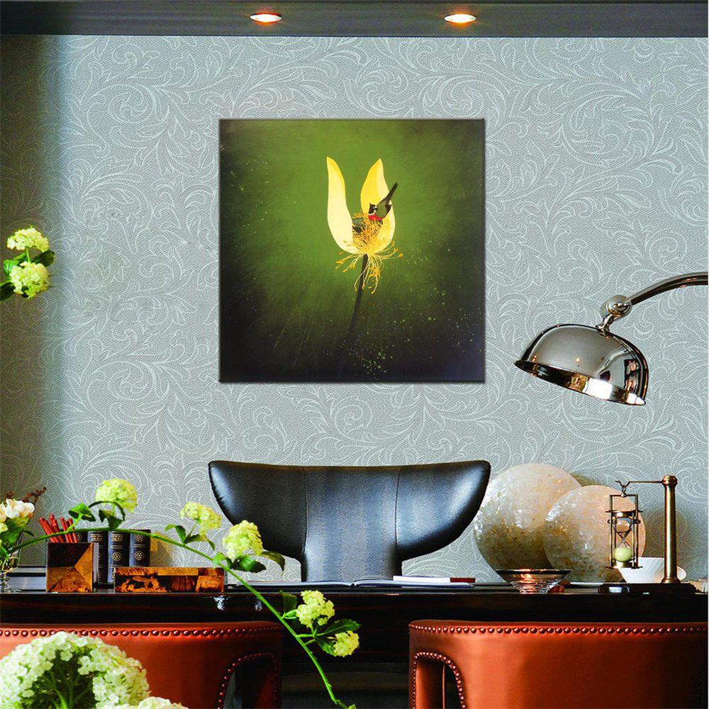 Shop Hua Tuo Flower Oil Painting for Home Decor