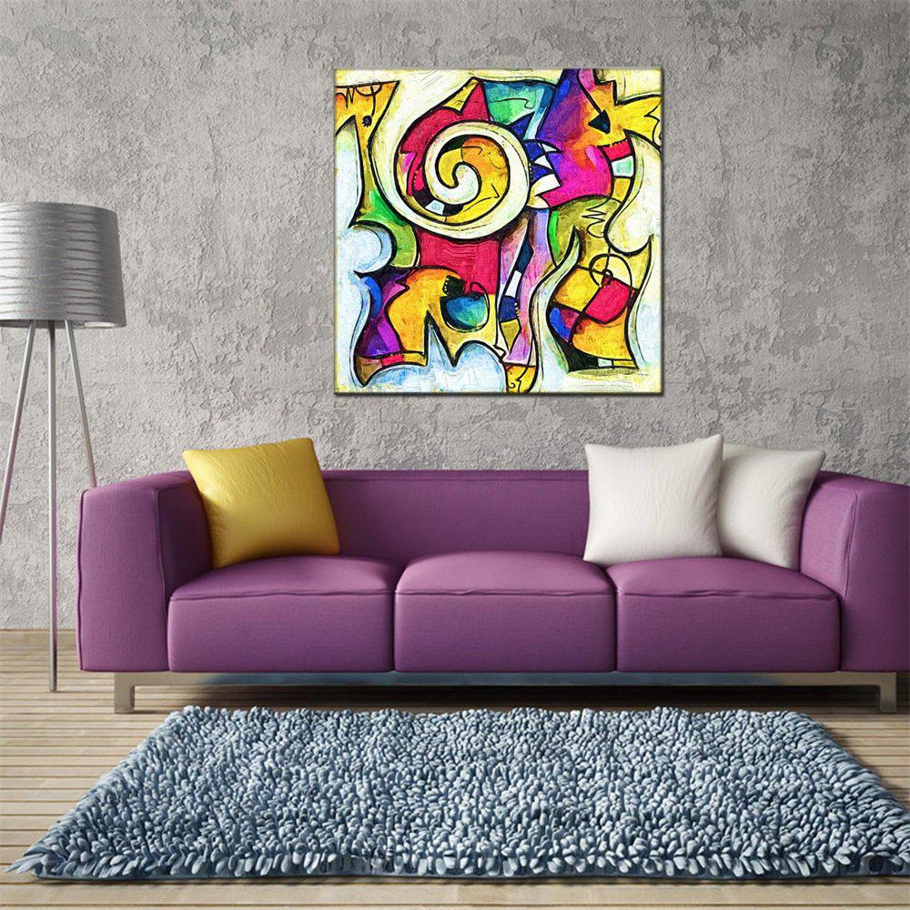 Buy Hua Tuo Abstract Style Oil Painting