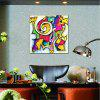 Hua Tuo Abstract Style Oil Painting -