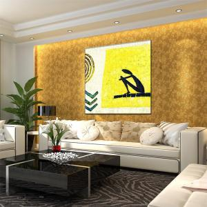 Hua Tuo Abstract Oil Painting for Home Decor -