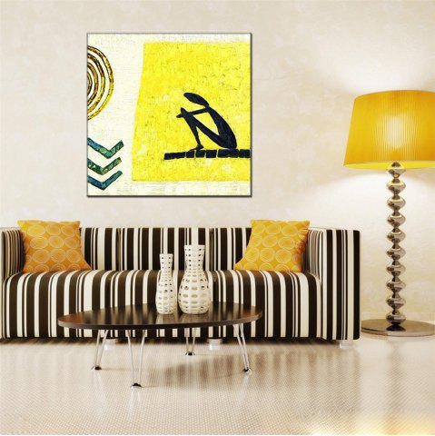 Hot Hua Tuo Abstract Oil Painting for Home Decor