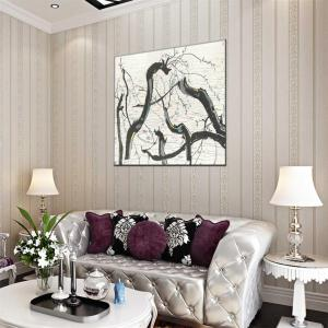 Hua Tuo Abstract Oil Painting Size 70 x 70CM HT - 5385 -