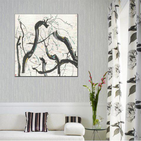 Cheap Hua Tuo Abstract Oil Painting Size 70 x 70CM HT - 5385