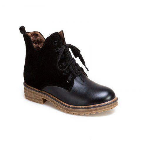 Best The New Fashion and Comfortable with The Short Boots