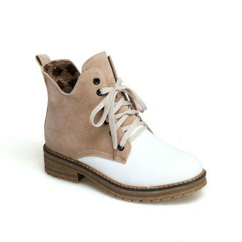 New The New Fashion and Comfortable with The Short Boots