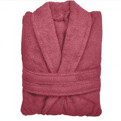 Cotton Bathrobe -