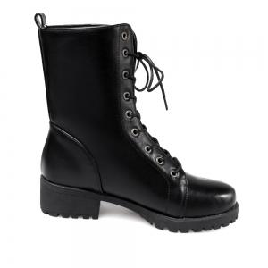 Women's Martin Boots Fashion Lacing Comfy All Match Boots -