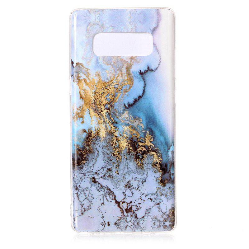 Outfit Cartoon Slim Tpu Creative Personality Protective Cover Phone Case for Samsung Galaxy Note 8