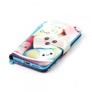 Towel Painted PU Phone Case for iPhone 7 / 8 -
