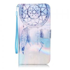 Dream Chimes Painted PU Phone Case for iPhone 7 Plus / 8 Plus -