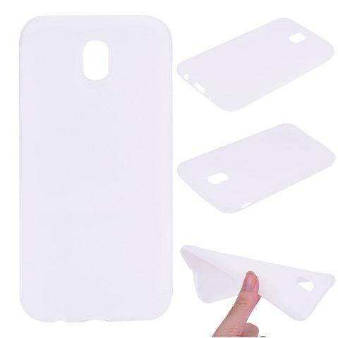 New Textured Ultra-Slim TPU Soft Back Case for Samsung Galaxy J5 2017 (Europe Edition)