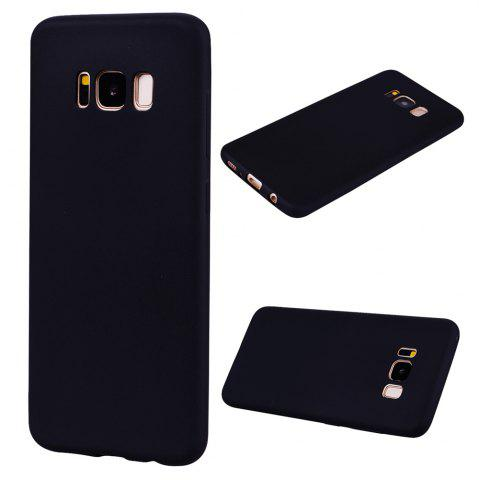 Fancy Textured Ultra-Slim TPU Soft Back Case for Samsung Galaxy S8