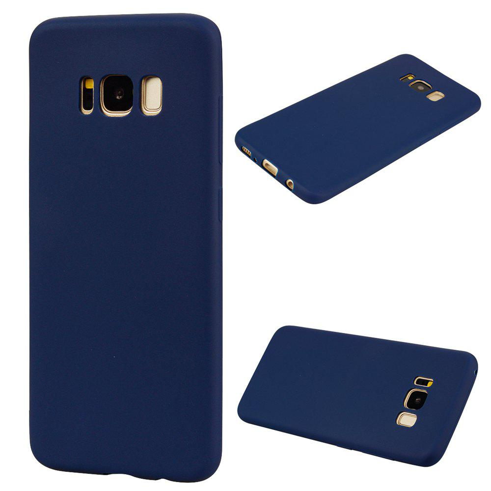 Latest Textured Ultra-Slim TPU Soft Back Case for Samsung Galaxy S8