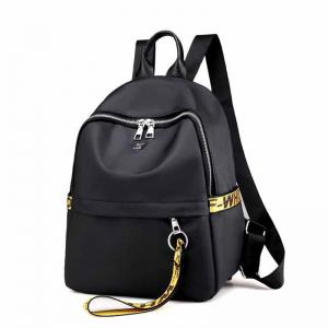 Casual Bag Women Zipper Backpack -