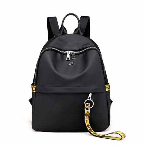 Latest Casual Bag Women Zipper Backpack