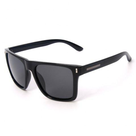 Cheap TOMYE P6070 Fashion PC Square Frame Driving Polarized Sunglasses for Men