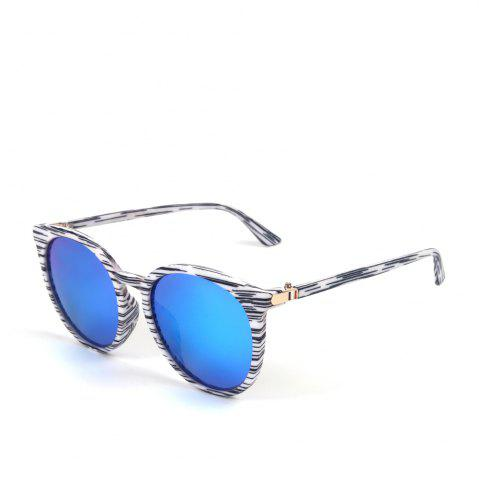 Shop TOMYE 55918 2018 New Fashion PC Retro Cat Eye Color Polarized Sunglasses for Women