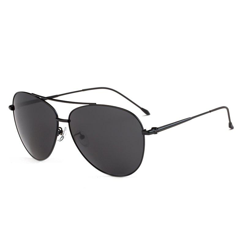 925f6398fe 2019 Tomye 3035 Classic Metal Aviator Polarized Sunglasses For Men ...