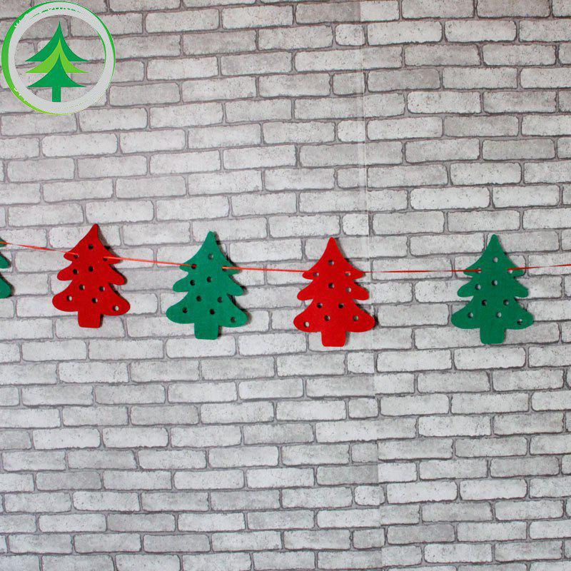 Christmas Tree Ornament for Christmas Decoration 8pcsHOME<br><br>Color: COLORFUL; Material: Nonwoven; For: Others; Usage: Christmas,Party,Stage; Package Quantity: 1 x Christmas decoration;