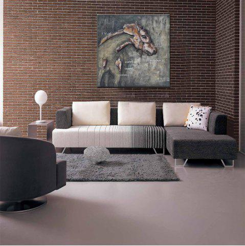 Store Hua Tuo Animal Print Wall Oil Painting for Home Decor