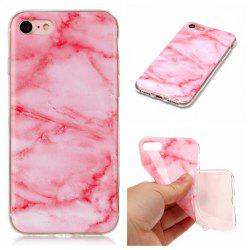 Wkae TPU Material Color Marble Pattern Protection Shell for iPhone 7 / 8 -