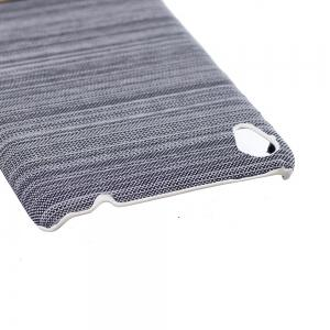 Wkae Jeans Canvas Leather Back Case Cover for Asus ZenFone 3 Go Live ZB501KL -