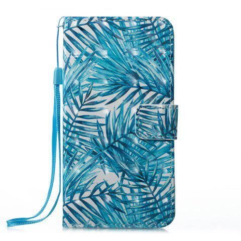 Trendy Wkae 3D Stereo Painted Leather Case for Samsung Galaxy A5 2017