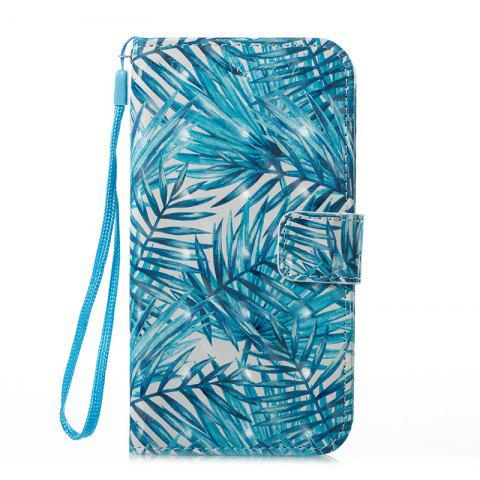 Unique Wkae 3D Effect Painted Leather Case Cover for Samsung Galaxy J310