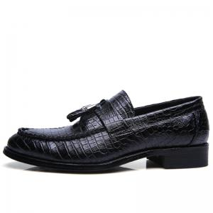 Sleeves Men Board  Tassel Trend Shoes -