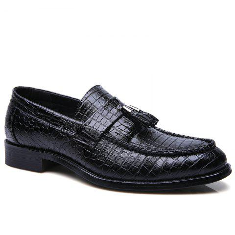 Fancy Sleeves Men Board  Tassel Trend Shoes