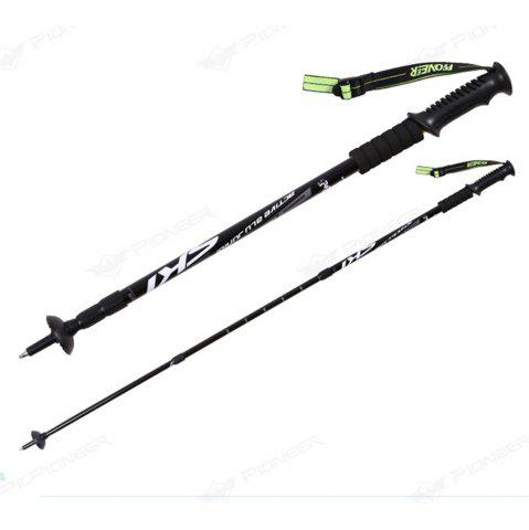 Outfits Trekking Poles Folding-Collapsible Hiking Poles Walking Stick
