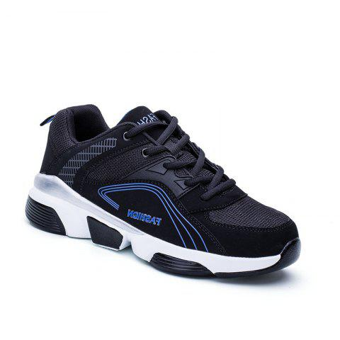Sale New Men's Running  Shoes  Fashion Sneakers Mesh Breathable Casual Sport