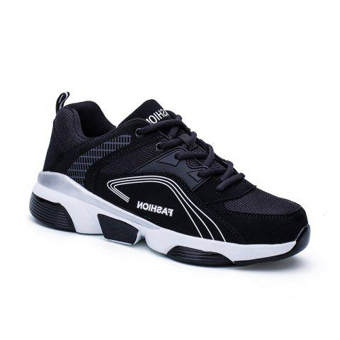 Trendy New Men's Running  Shoes  Fashion Sneakers Mesh Breathable Casual Sport