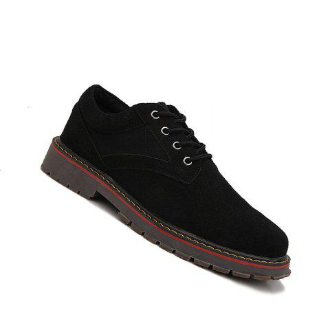 Outfit Men Casual Winter Fashion Shoes Size 39-44