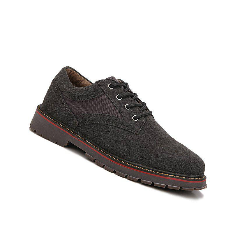 Chic Men Casual Winter Fashion Shoes Size 39-44