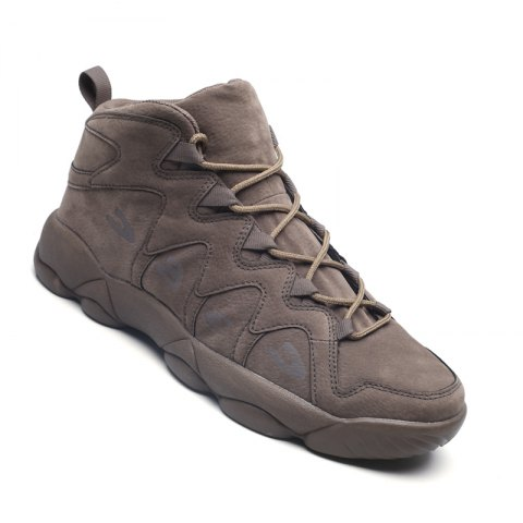 Buy Men Casual Leather Fashion Winter Shoes Size 39-44