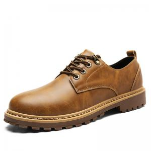 Men Casual Fashion Business Leather Shoes Size 39-44 -