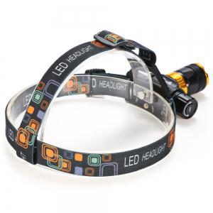 Ultrafire D07 Cree Xml-T6 600LM 5-Position Headlamp -