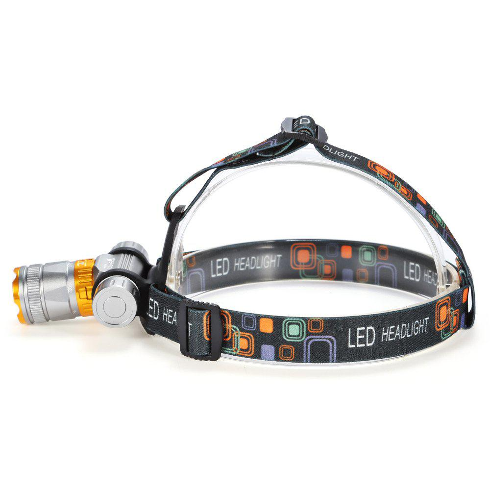 Shops Ultrafire D07 Cree Xml-T6 600LM 5-Position Headlamp