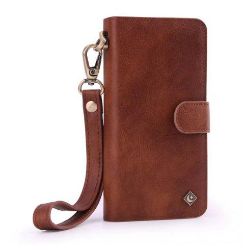 Sale Wkae Multi-Functional High Quality Fabric Leather Wallet Case for Samsung Galaxy S8 Plus