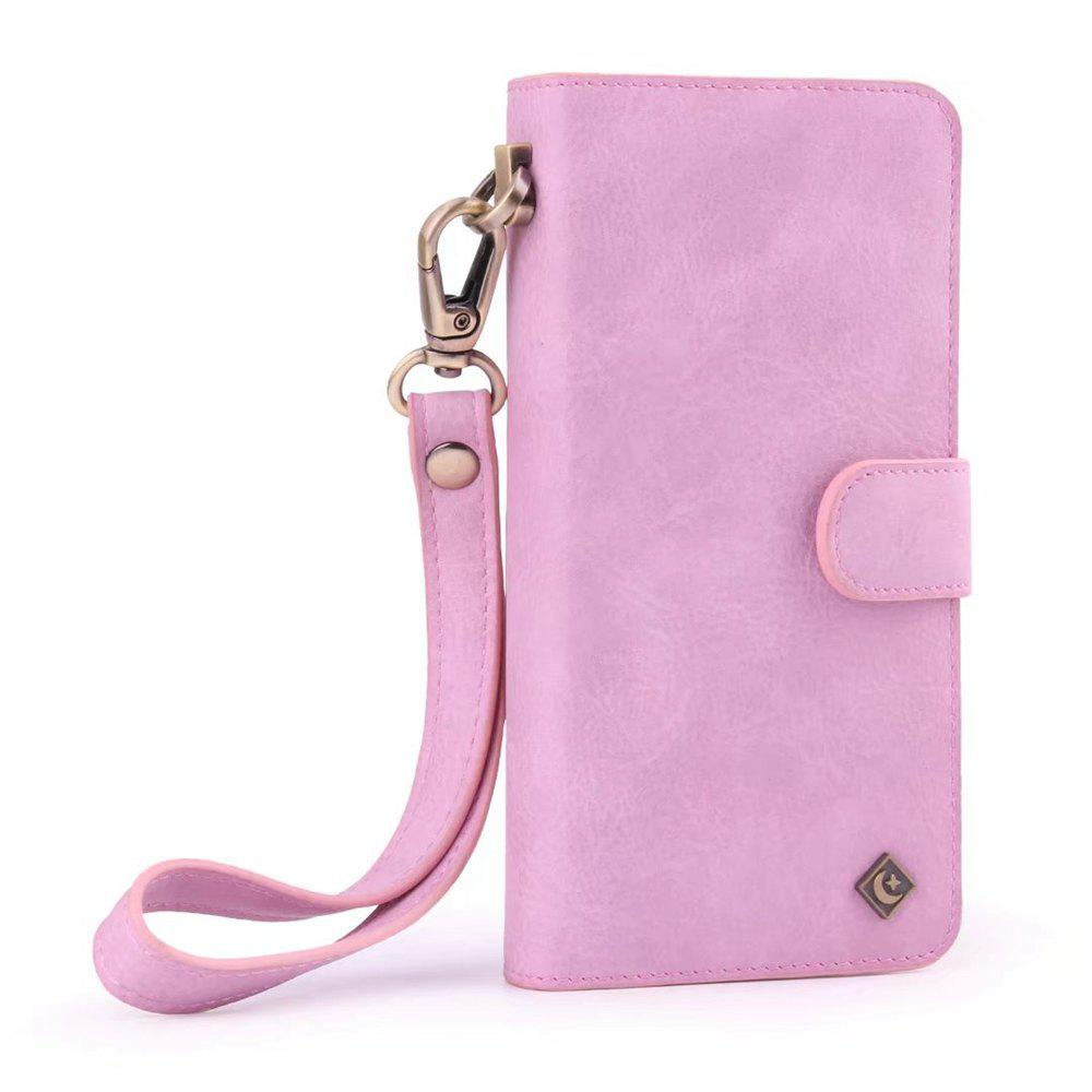 Chic Wkae Multi-Functional High Quality Fabric Leather Wallet Case for Samsung Galaxy S8 Plus