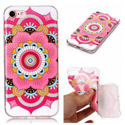 Wkae TPU Material Color Pattern Protection Shell for IPhone 7 / 8 -